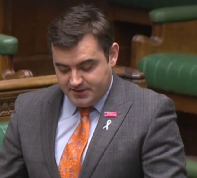 Renfrewshire MP delivers speech on women in sport