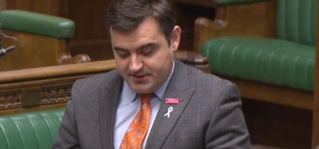 MP highlights report revealing working families are worse off after decade of UK Government austerity