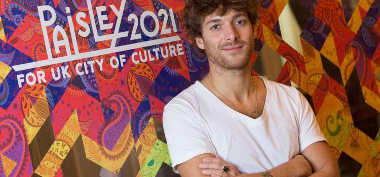 Spree 2017: Paolo Nutini backs home-town culture bid with exclusive one-off Paisley Abbey show