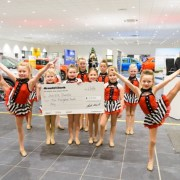 Renfrew dance group win £2,000 in Arnold Clark competition