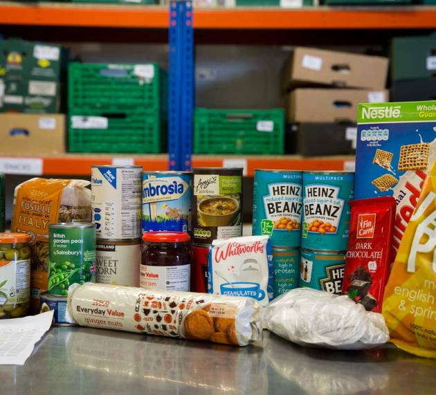 Foodbank use in Renfrewshire rises by 3%