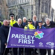 Paisley becomes the newest town to fly the Purple Flag