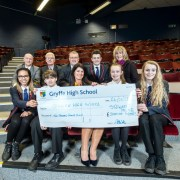 Stewart Milne Homes support school's creative space