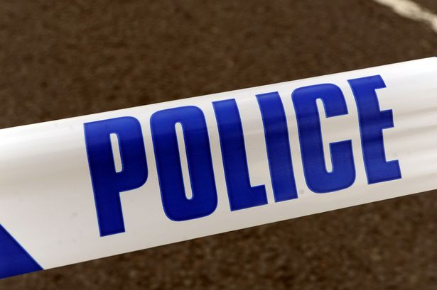 Police investigate burning car in Seedhill