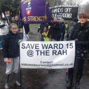 NHS to close RAH Children's Ward and move specialist services to Glasgow