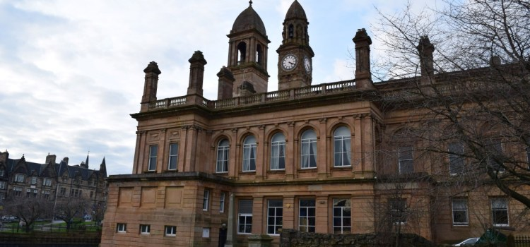 Council to consider recommendations to progress plans to upgrade Paisley Town Hall