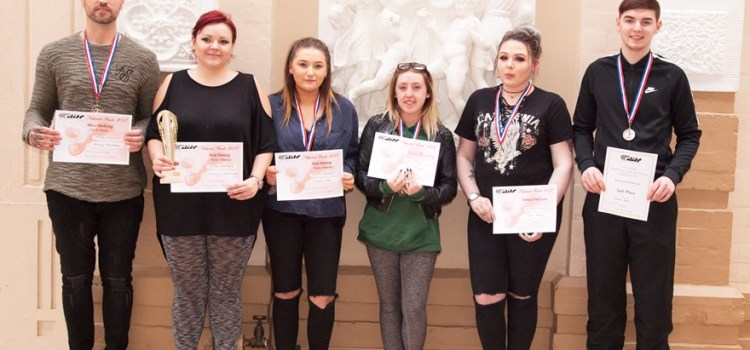 West College win six awards in Hairdressing and Make-up Artistry finals