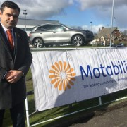 Newlands welcomes partial U-turn from UK Government over Motability vehicles