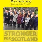 SNP launches election manifesto for Renfrewshire
