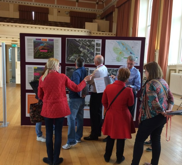 Public exhibitions to shape major infrastructure projects