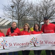 Zipslide the Clyde and help St Vincent's Hospice