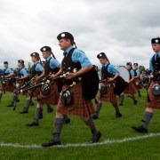 4,000 pipers descend on Paisley for British Championships