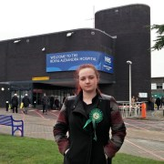 Meet Emma McShane: Green Candidate for Ward 6 Paisley Southeast