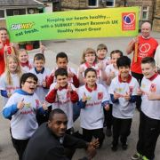 Local charities and groups invited to apply for heart healthy projects
