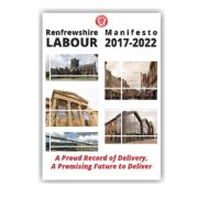 Renfrewshire Labour unveil their manifesto which includes five new schools, new homes and guaranteed job training for young people
