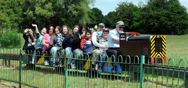 It's Barshaw Park Gala Fun Day on Saturday