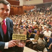 Gavin Newlands welcomes the launch of the SNP manifesto
