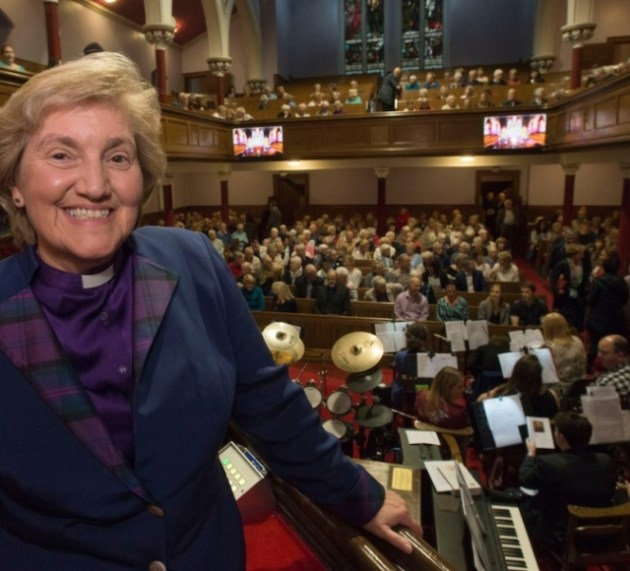 Former Renfrew North Parish Church minister Very Reverend Dr Lorna Hood has been made an OBE