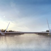 Internationally renowned architect develops first Clyde opening road bridge