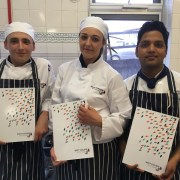 Top award was on the menu for West College Scotland chefs