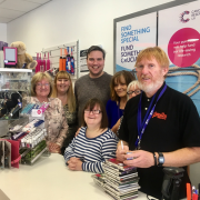 Local MSP lends his support to Cancer Research UK's Scale Down Cancer campaign