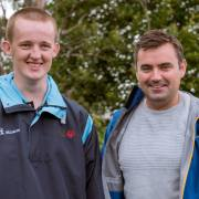 Good luck to Judo star Harry Lovett from Linwood at Special Olympics in Sheffield