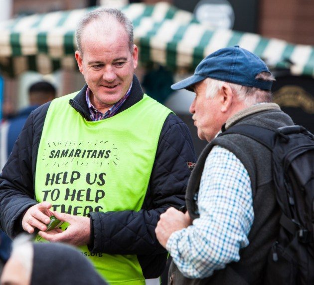 Samaritans to host Wellbeing event in Johnstone Town Centre on Saturday
