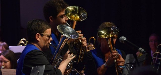 Winners all round at Brass Showcase 2017 at Johnstone Town Hall