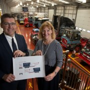 Quarriers and Malcolm Group announce partnership to help spread the charity's message in an innovative way