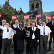 Paisley 2021 bid backed by all of Renfrewshire's political leaders