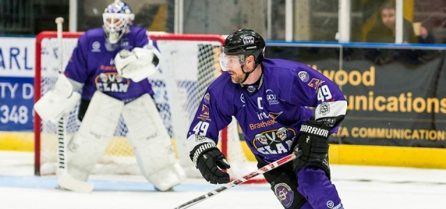 Braehead Clan suffer large defeat to Fife