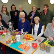 Ferguslie cooking group backs national poverty campaign