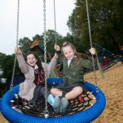 Brand-new play area opens as part of £1million investment in Robertson Park