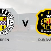 Gavin Reilly increases goal tally to ten as Buddies defeat Dumbarton by two goals