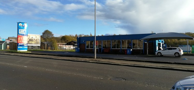 Five new shop units to be built on Ferguslie Main Road