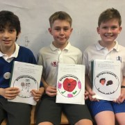 Pupils across Renfrewshire shine a light on respect awareness campaign