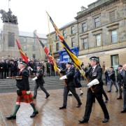 Remembrance Sunday 2017 service times across Renfrewshire
