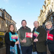 Paisley businesses report positive impact of town's bid to be named UK City of Culture 2021