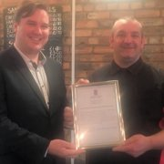 MSP congratulates Johnstone's The Wee Cafe at No. 47