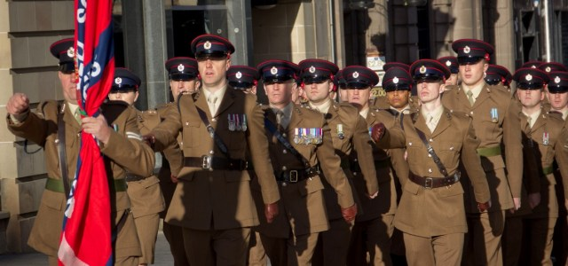 Paisley Remembrance Sunday Service 2017 Photographs by David Cameron