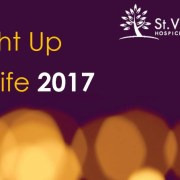 Light up a Life this Christmas for St Vincent's Hospice