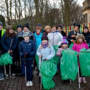 Photo special: Local organisations come together for Ferguslie Park clean up day