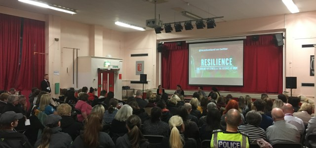 St Paul's Primary School 'ACEs' community support