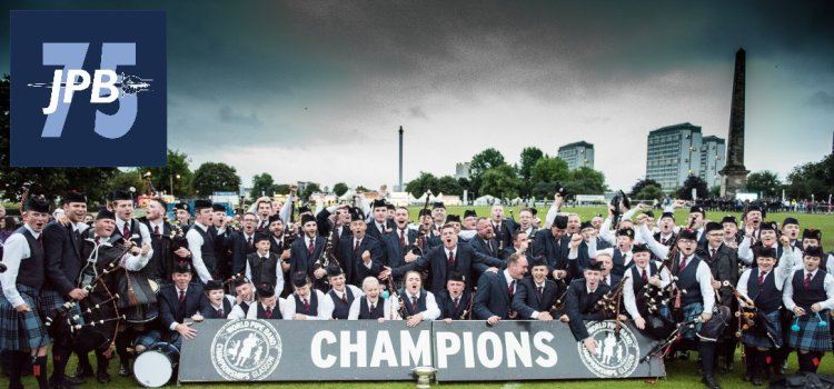 Johnstone Pipe band to play main stage of Celtic Connections festival