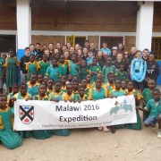 Paisley students build brighter future for Malawi kids