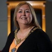 Sign up Renfrewshire's Provost Lorraine Cameron for a days work and raise money for a good cause