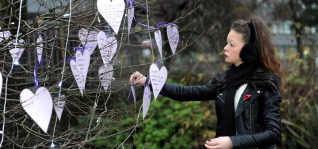 Chance for the community to remember those lost too soon to suicide