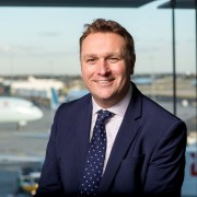 Glasgow Airport appoints new Managing Director, Derek Provan, who is returning to where he began career