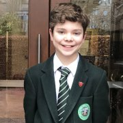 St Columba's Pupil becomes Scotland's youngest to achieve Tei Karate Black Belt