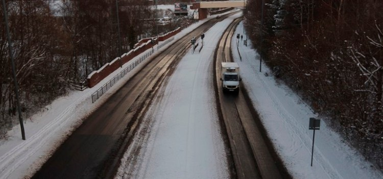 Renfrewshire prepared for winter after council board meets to agree gritting routes and new community grit bins